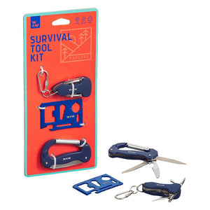SURVIVAL TOOL KIT PACKAGING AND TOOLS