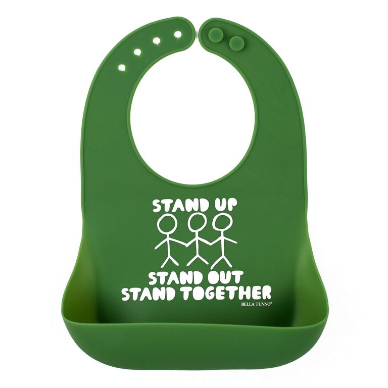 STAND TOGETHER WONDER BIB