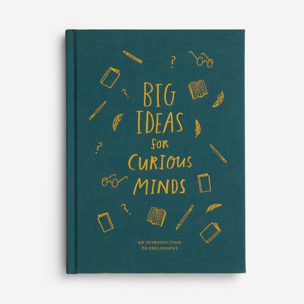 BIG IDEAS FOR CURIOUS MINDS FRONT COVER