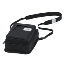 Load image into Gallery viewer, HERSCHEL FORM CROSSBODY LARGE | POLY BLACK