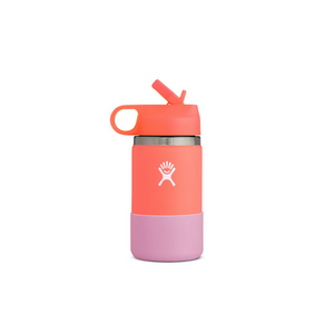 HYDROFLASK 12 OZ KIDS WATER BOTTLE HIBISCUS
