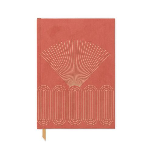 RADIANT RAYS NOTEBOOK TERRA