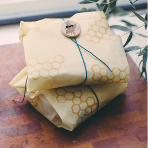 SANDWICH BEESWAX WRAP PARCELS