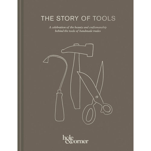 THE STORY OF TOOLS FRONT COVER