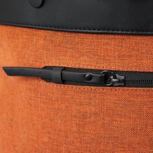 Load image into Gallery viewer, CLOSE UP OF ZIPPER LOCK PRIMA | COPPER