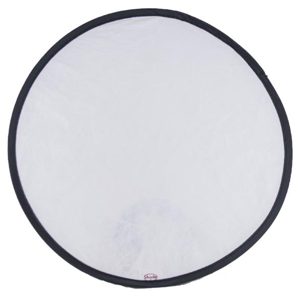 Shade Disk mini sun shade white-shade