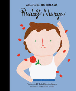 Little People Big Dreams Rudolf Nureyev