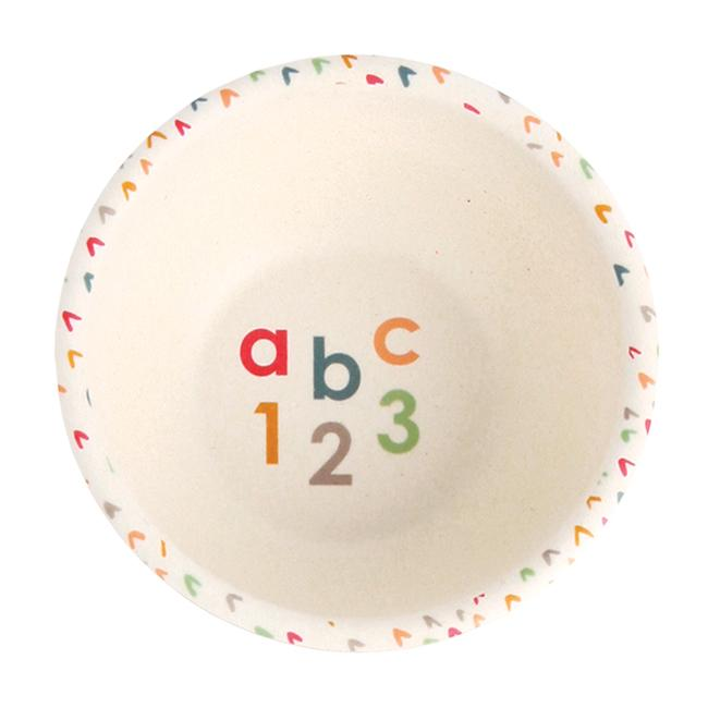 Divided Plate Set - ABC