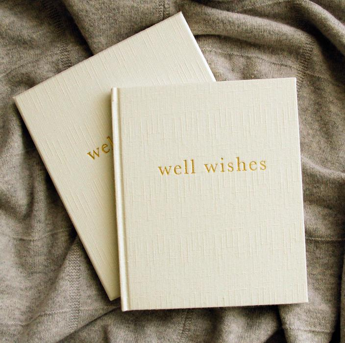 Well Wishes - Guest Book