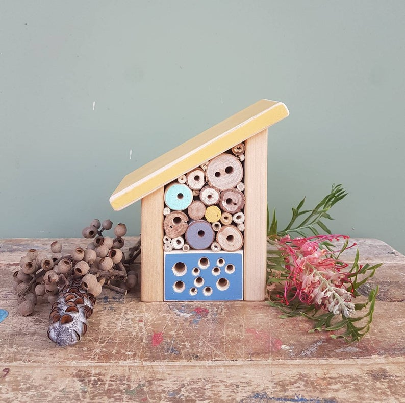 Solitary Bee Home Tall Bungalow