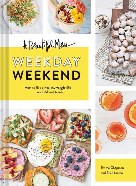 A Beautiful Mess Weekday Weekend