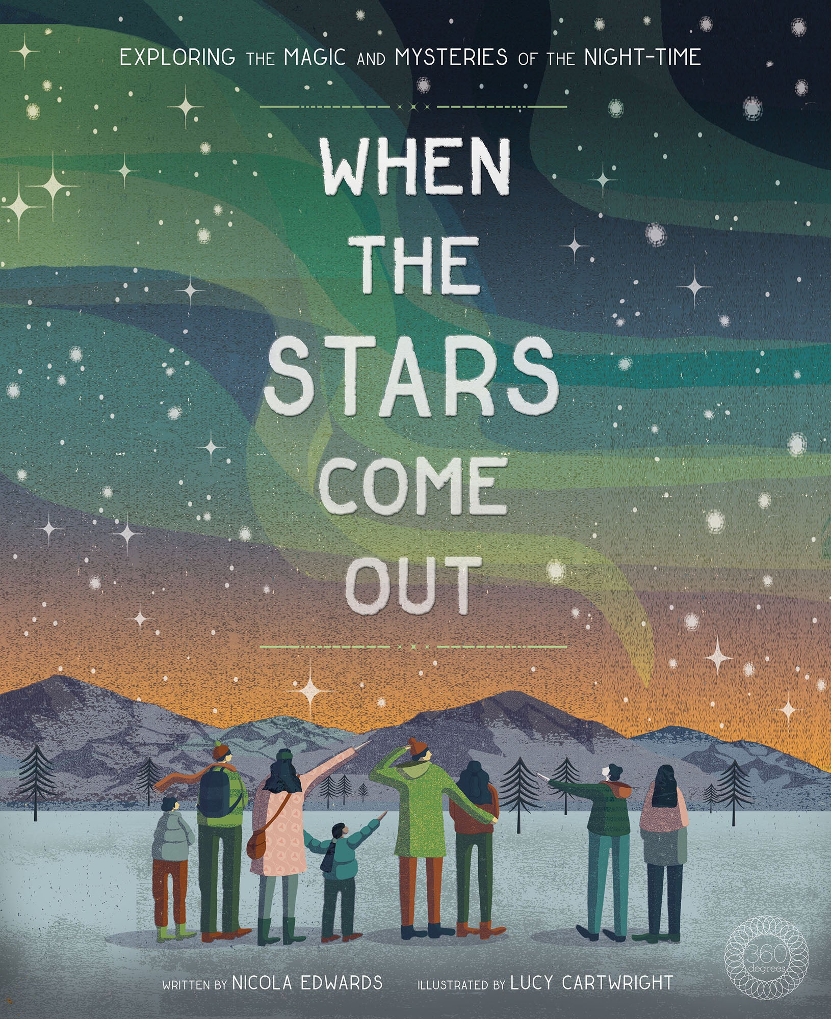When The Stars Come Out by Nicola Edwards and Lucy Cartwright