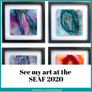 See my art at the SEAF 2020