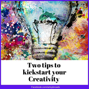 Two techniques to kickstart your creativity