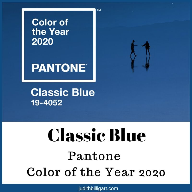 Presenting Pantone's Color of the Year 2020: Classic Blue