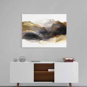 Iron Mountain Canvas Print - custom order