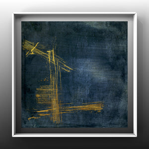 Deep Sea Current - Fine Art Giclee Print