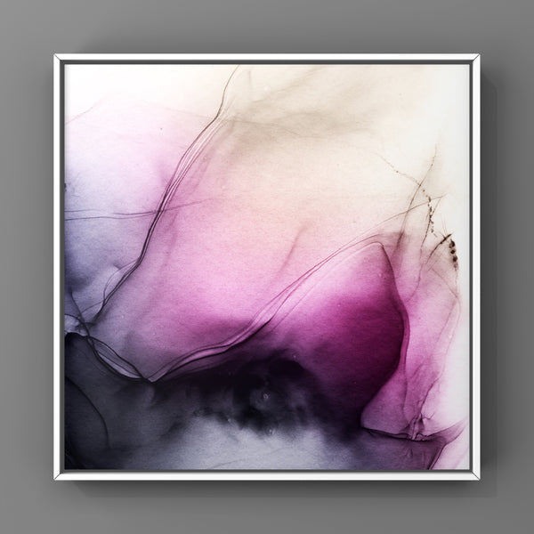 Enchanted 1 - abstract alcohol inks
