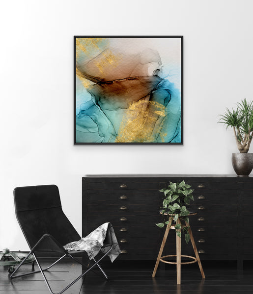 Daintree 1 - Canvas Print, free shipping