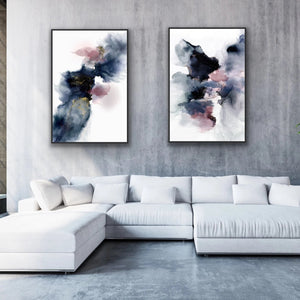 "2 commissioned original Giclee Prints 40"" x 60"" - custom order"