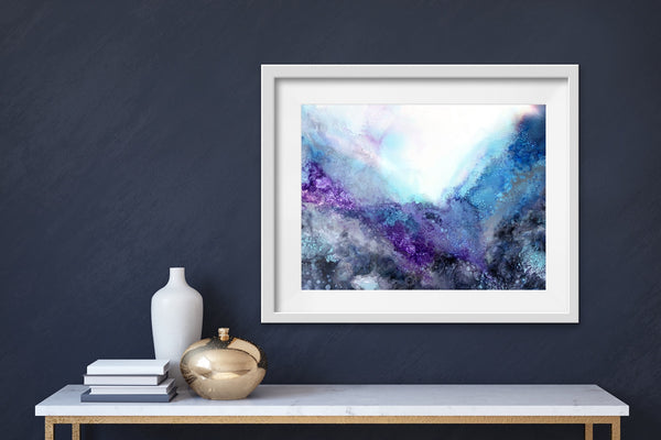 Stormy Monday - Giclee Print