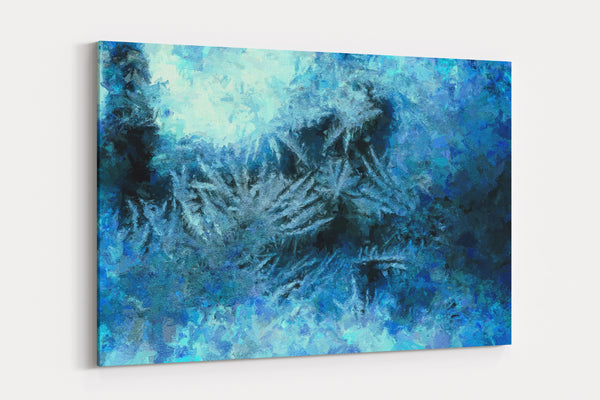 Snowdrift - HQ Canvas Print