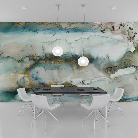 "Wallpaper Mural ""Patina"""