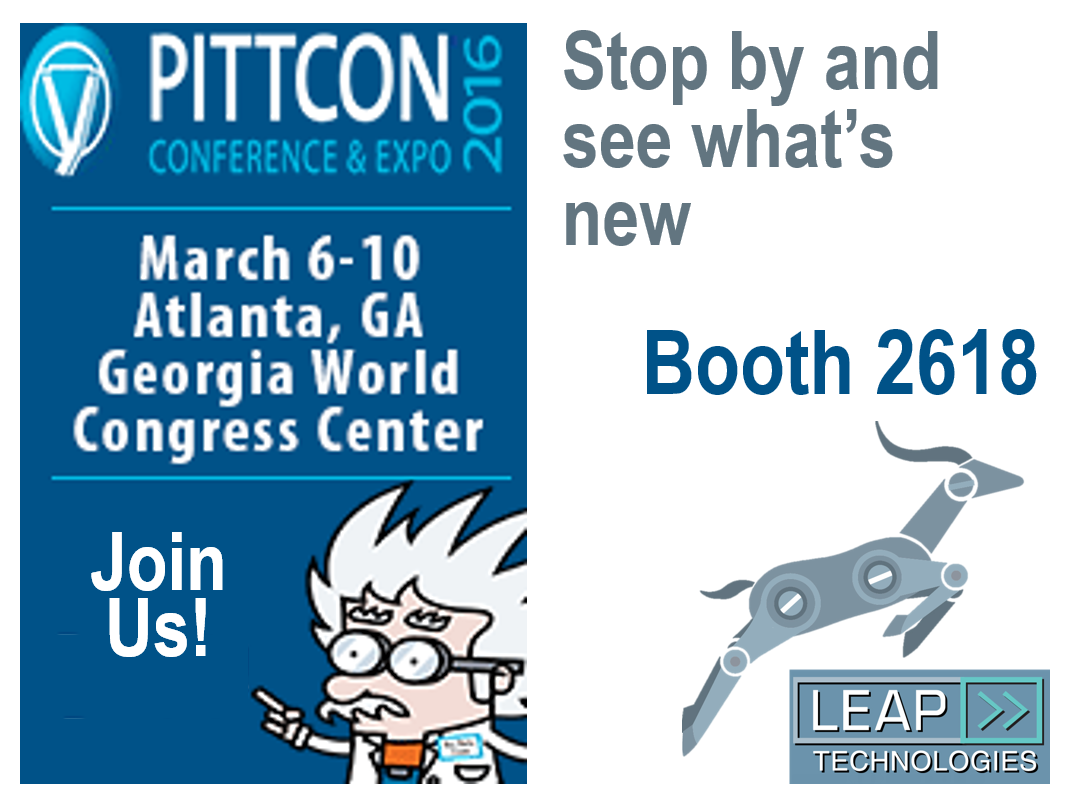 See you at Pittcon!