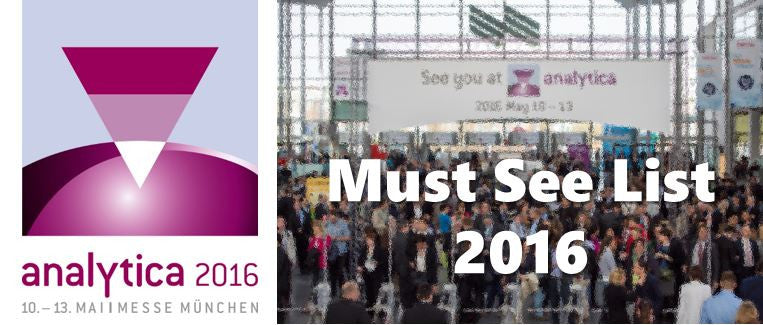LEAP's Must See List for Analytica