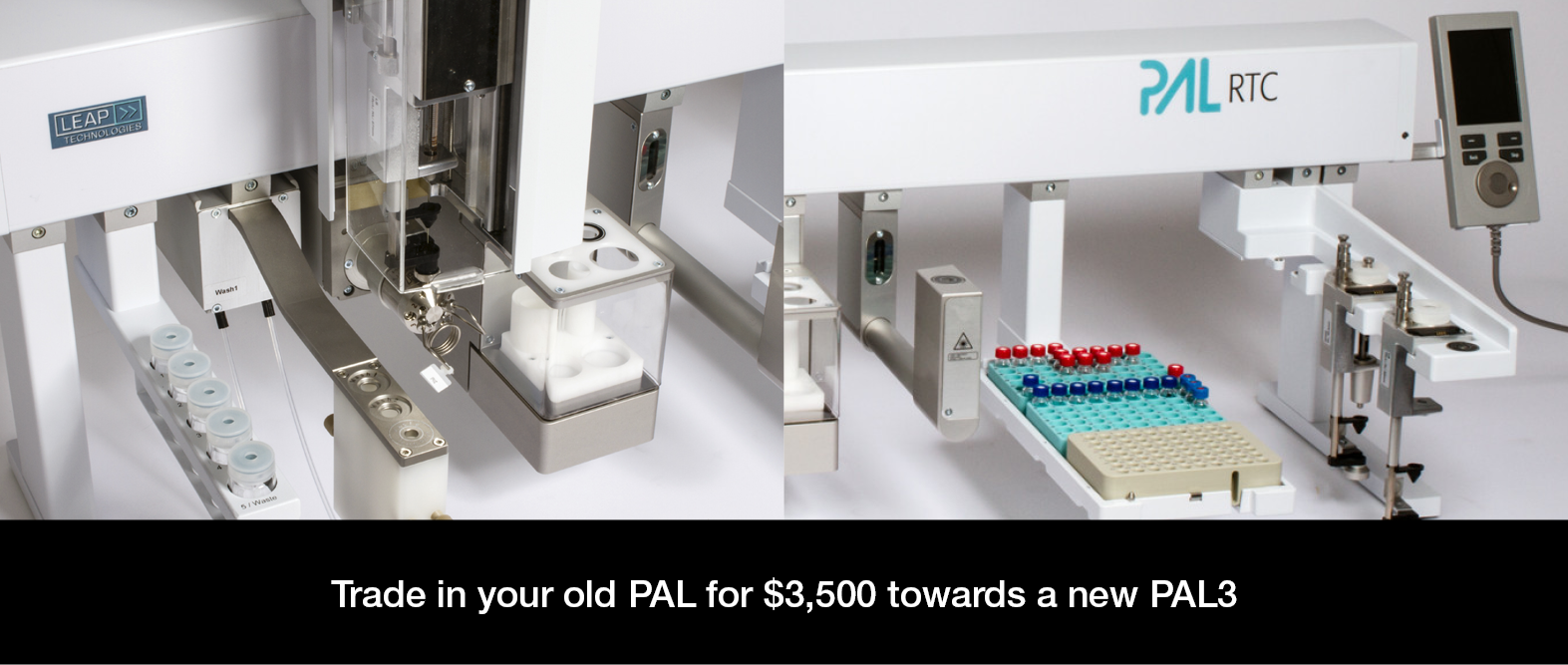 Trade in your old PAL for a new PAL3