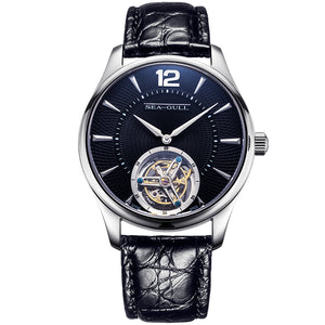 seagull tourbillon watch mechanical manual wind