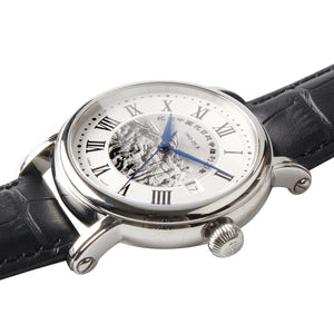 Seagull Limited Edition 70th Anniversary China's Anti-Japanese War Self Wind 38mm Automatic Men's Watch 819.368KZ