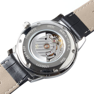 Seagull Roman Numerals ST2130 Watches Self Wind Automatic Men's Mechanical Watch D819.459