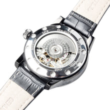 Load image into Gallery viewer, Seagull Month Date Day Display watch Genuine Leather Engraved Skeleton Watches Self Wind Automatic Men's Mechanical Watch 219.328