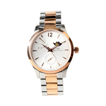 Load image into Gallery viewer, Seagull Power Reserve Moonphase Auto Date Dress Wristwatch Self Wind Automatic Mechanical Men's Watch 217.423