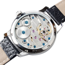 Load image into Gallery viewer, Seagull hand wind st36 movement 44mm mechanical watch 819. 97. 5000