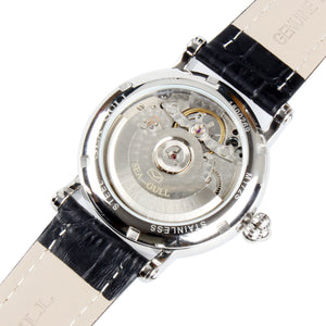 Seagull Flywheel Mechanical Watch Double Retro Day Date Automatic Men's Watch M172S