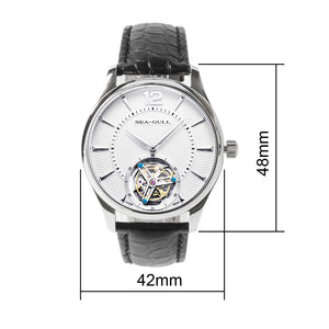 42mm dial seagull watch
