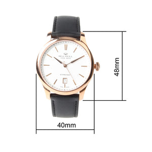 Seagull Ultra Thin 9mm Wristwatch 60th Anniversiry Designer Series ST1812 Movement Self Wind Automatic Men's Watch 519.415