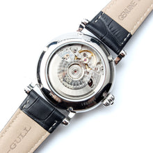 Load image into Gallery viewer, Seagull Moon Phase Auto Date Self Wind Automatic Mechanical Watch M308s