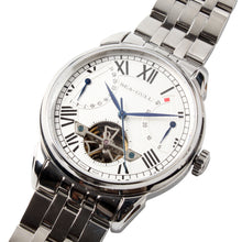 Load image into Gallery viewer, Seagull flywheel watch auto date power reserve 40HS automatic 816.522 sapphire crystal