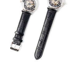 Load image into Gallery viewer, Seagull Unisex Wristwatch See-Through Skeleton Self Wind Mechanical Watch 819.338K