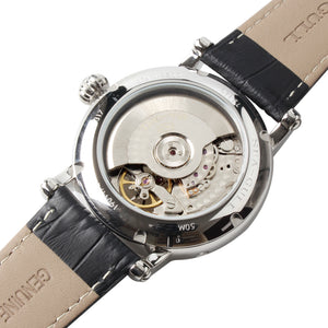 Seagull automatic self winding 42mm watch power reserve date display sapphire crystal 819.317