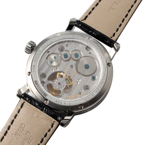 Seagull Tourbillon Mechanical Men's Watcer Day Date Display 818.924 with original certification paper