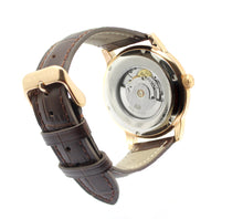 Load image into Gallery viewer, Seagull simple design dress mechanical watch D519.409 sapphire crystal ST2130 movement