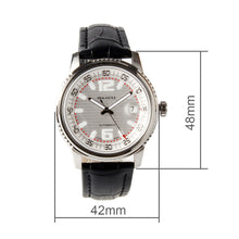 Load image into Gallery viewer, Seagull coin edge self winding automatic mechanical watch M306S sapphire crystal