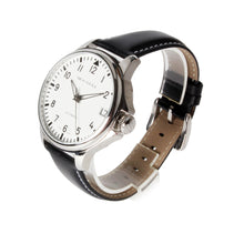 Load image into Gallery viewer, Seagull Pilot Mechanical Wristwatch Genuine Leather Luminous Hands Exhibition Back Self Wind Automatic Men's Watch D819.552
