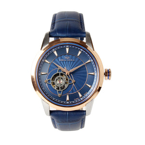 Genuine Seagull skeleton Leather Strap Watches Exhibition Back Self Wind Automatic Men's Mechanical Watch 219.32.1014K