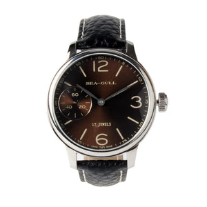 Seagull hand wind st36 movement 44mm mechanical watch 819.77.5000