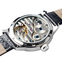 Load image into Gallery viewer, Seagull roman numberals mechanical watch 45mm 5119 series